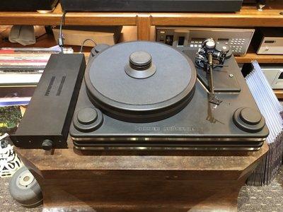 客人託售 美品 Kuzma Stabi Reference 2 黑膠唱盤