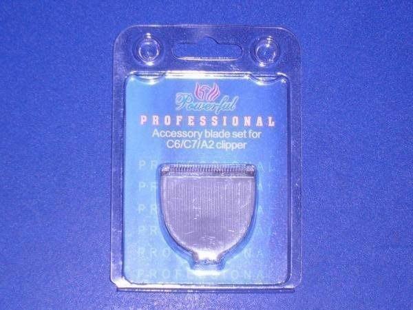 e世代ELEMENT元素牌A2及A2-P及C6電剪的通用陶瓷刀頭C6刀頭A2刀頭一組特價中