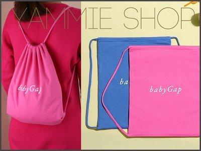 舒服的棉 美國GAP 肩包 斜背包 束口袋 後背包 抽繩包 游泳包 書包 斜背包(ZBC6)