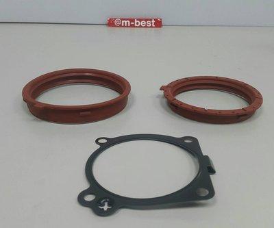 W211 M272 M273 06-08 空氣流量器進氣管墊圈 節氣門墊片 (三件一組套餐) 2721410780