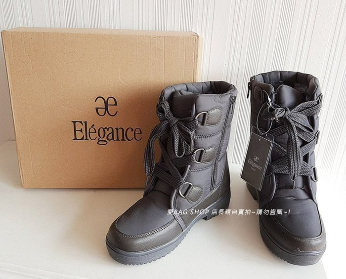 現貨 紅色賣場 韓國 高質感品牌 北海道 可收納冰爪 防滑 防水 中筒 雪靴 工程靴 機車靴 1090 ollie