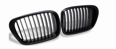 DJD19050603 BMW 寶馬 E39 95-03 亮黑水箱罩 單線
