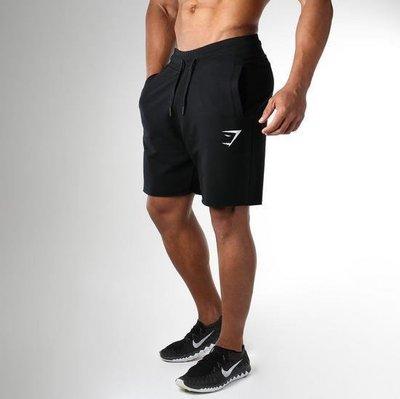 GYM   健身 重訓 運動 潮流短褲   男 五分短褲  運動短褲