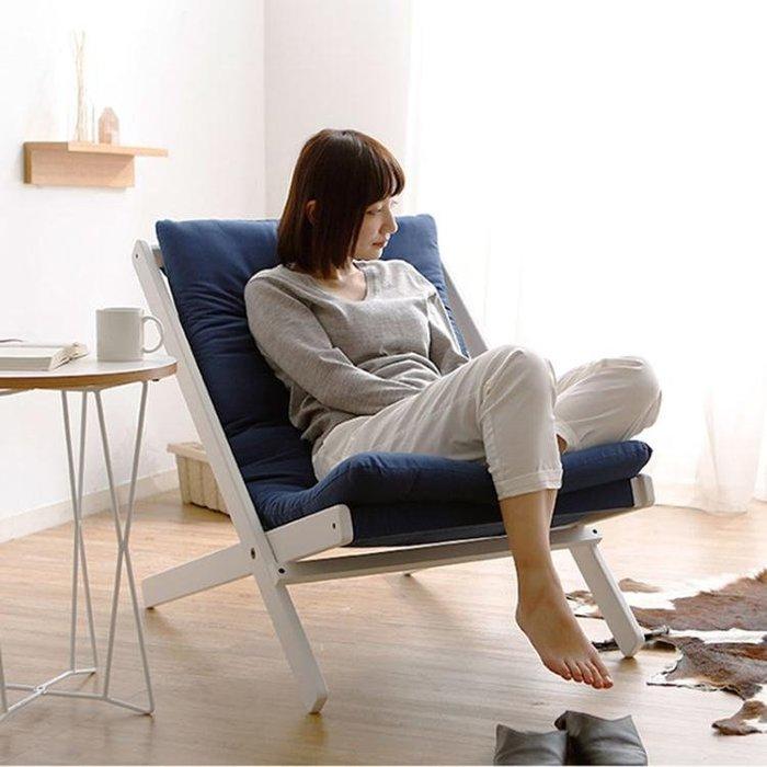 懶人沙發單人休閒個性創意小戶型沙發椅迷你臥室客廳陽台單人沙發JY