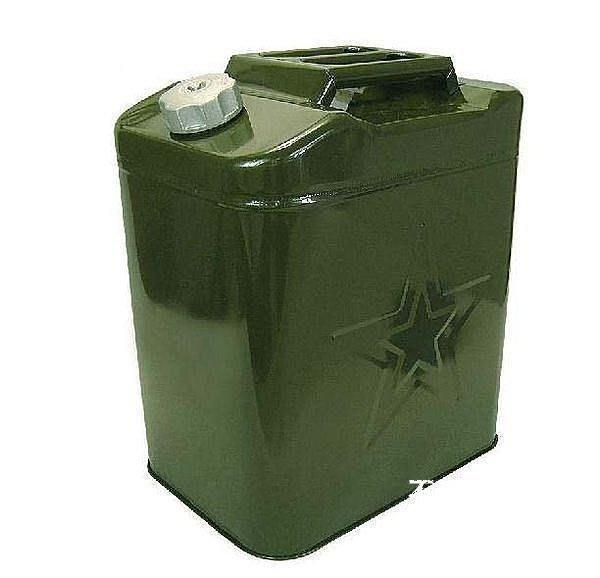 【格倫雅】^30升加厚備用油箱便攜油桶汽油桶用油桶 柴油桶 汽車用品 汽車百貨1191