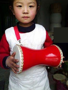 【樂器王 u75】中國鼓系列 ~【胸鼓:1200元/個】腰鼓 扁鼓 扇子鼓 舞蹈鼓 太鼓  花鼓 書鼓