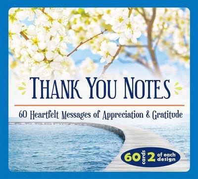 【預馨緣塔羅鋪】現貨正版感謝勵志箋札Thank You Notes(全新60張)