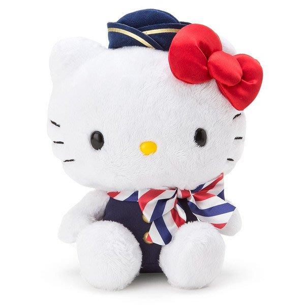 日本三麗鷗 旅行KITTY絨毛玩偶