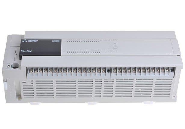 【KC.PLC_FA 】三菱 Mitsubishi FX 系列 - FX3U-80MT/ES-A   PLC 模組