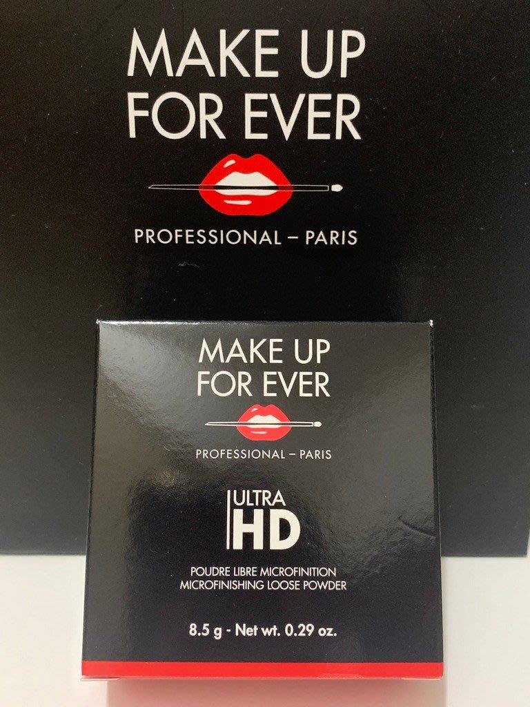 ☆桐芯美妍☆MAKE UP FOR EVER ULTRA HD超進化無瑕微晶蜜粉8.5g光圈蜜粉 全新-優惠價1000元