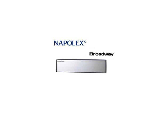 《達克冷光》NAPOLEX 曲面室內鏡360mm BW 849