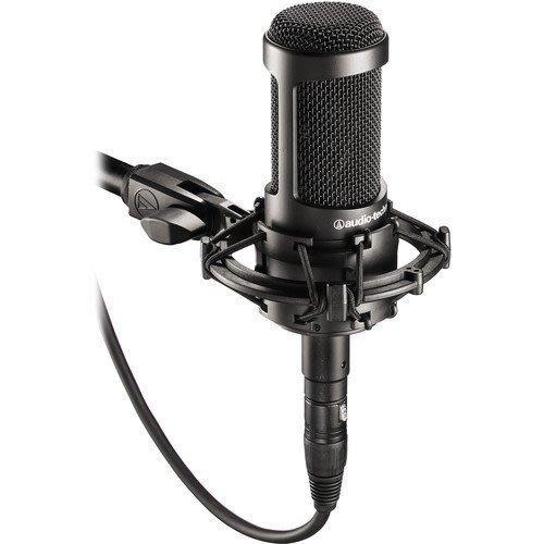 視聽影訊 直播 唱歌 可用 公司貨 日本鐵三角 AT2035 XLR麥克風 公司貨 電腦錄音 另有AT-9934USB