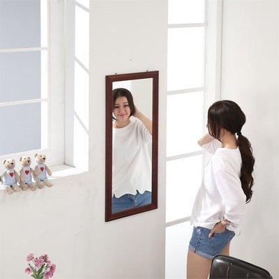玄關/書房【居家大師】W-K-MR558 歐典實木壁鏡 /掛鏡(鏡子/收納/立鏡/桌鏡/茶几/櫃/置物櫃)