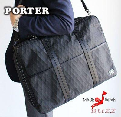 巴斯 日標PORTER屋- 預購 PORTER HYBRID 2WAY(L) 輕旅 手提-斜背公事包737-07940
