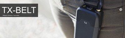 造韻樂器音響- JU-MUSIC - 全新RODE Link TX-Belt Transmitter 無線發射器 攜帶型