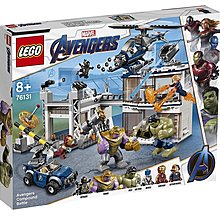 【鄭姐的店】樂高 76131 SUPER HEROES 系列 - Avengers Compound Battle