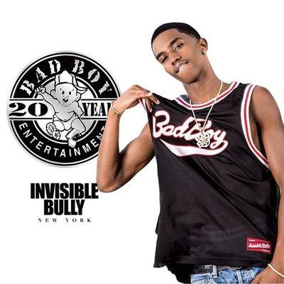 Cover Taiwan 官方直營 Bad Boy 東岸 Biggie Smalls 嘻哈 球衣 20週年 (預購)