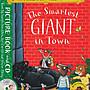 *小貝比的家**小貝比的家*THE SMARTEST GIANT IN TOWN(最炫的巨人)/平裝書+CD/3~6歲