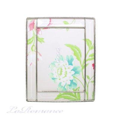 【芮洛蔓 La Romance】Mindy Brownes 春妍系列銀珠相框 (小) / 相片 / 鏡子 / 紀念日 / 送禮