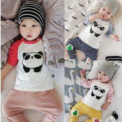 【叮叮親子商城】新款嬰兒春秋季上衣T恤衫男女寶寶長袖衫0-3-6-9-12個月小童0-1歲