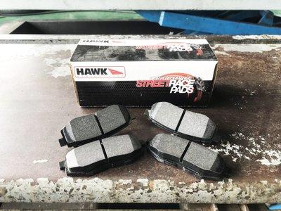 CS車宮車業 美國 HAWK STREET RACE 公司貨 86 原廠卡鉗 用 後煞車來令片 後煞車皮