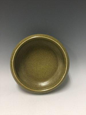 〈長輩的私藏古瓷粉〉茶葉末綠洗