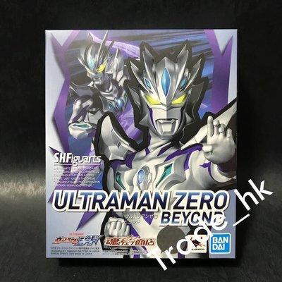 魂限定!全新未開封 日版 Bandai S.H.Figuarts SHF Ultraman Zero Beyond 超人 奧特曼 咸蛋超人