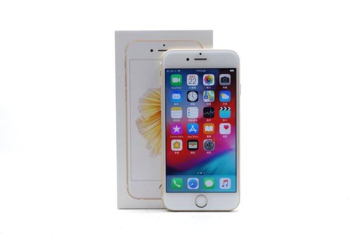 【台中青蘋果】Apple iPhone 6S 金 64G 64GB 二手 4.7吋 蘋果手機 #35479