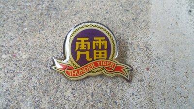 早期空軍雷虎小組老徽章