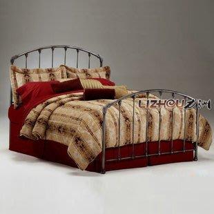 INPHIC-田園鐵藝床 黑色鐵床 主臥床 雙人床1.8 單人床1.5