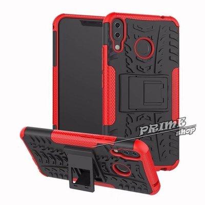 Prime Shop 華碩zenfone 5Z ZS620KL炫紋支架ZE620KL手機套保護殼防摔輪胎紋 日韓裝飾配件