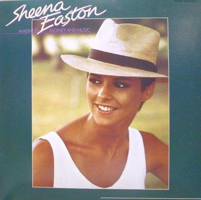 §小宋唱片§ 日版/Sheena Easton -Madness,Money & music /二手西洋黑膠