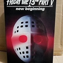 Neca Friday 13th Jason Ultimate Part 5 Roy Burns Jason