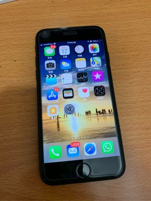 iPhone 7 128GB 黑色連原裝盒