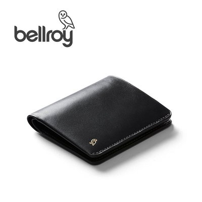 思思Bellroy澳洲進口DE Note Sleeve信用卡名片牛皮夾錢包男女款錢包
