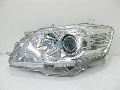 ~~ADT.車燈.車材~~豐田 CAMRY 09 10 11 原廠型自動轉向HID專用魚眼大燈單邊7000  內附水平馬達