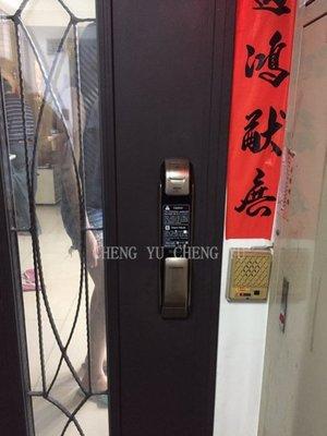 【誠宥科技】samsung shp-dp728 三星 高雄 指紋鎖 大門鎖 密碼鎖 門鎖 dp738 dr708 耶魯+
