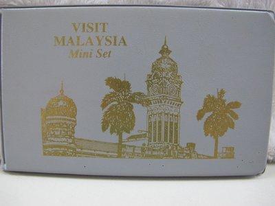 二手舖 NO.654 馬來西亞紀念幣手冊