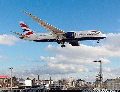 **飛行夢想家**1/ 200 英國航空 British Airways B 787-8 頂尖航空迷永久精緻典藏!! 新北市