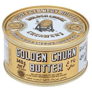 *愛焙烘焙*【3罐優惠價1000】Golden Churn 金桶奶油 牛油 454g X3有鹽無水奶油 珍妮曲奇 小熊