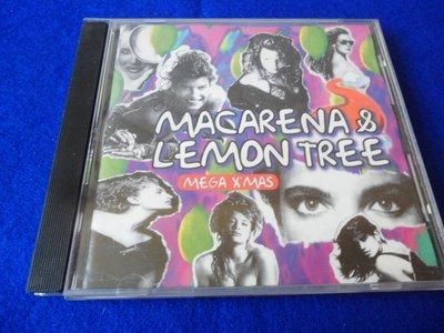 白色小館222~CD~MACARENA & lemon tree mega x'mas