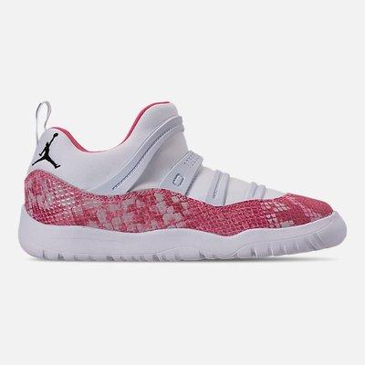 "預購 NIKE Air Jordan Retro 11 Low ""Pink Snakeskin""  BQ7103-106"