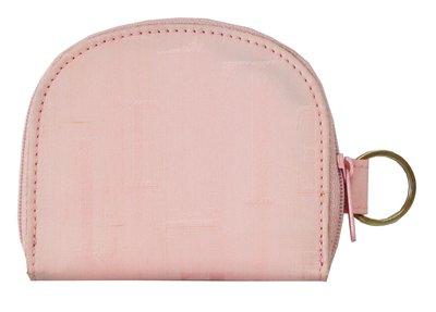 包包 撿便宜 粉色 ELLE零錢包 小零錢包 收納包 小包 時尚 B-087