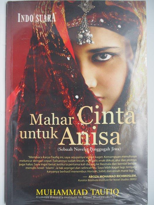【月界】未拆封~Mahar Cinta untuk Anisa_Muhammad Taufiq_印尼文〖外文小說〗CIL
