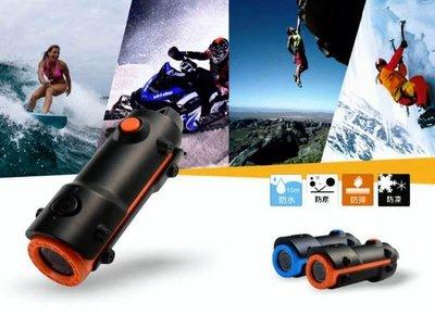 1080P Action Camcorder 極限運動相機 攝影機 行車記錄器 S10 流線 輕盈 防水