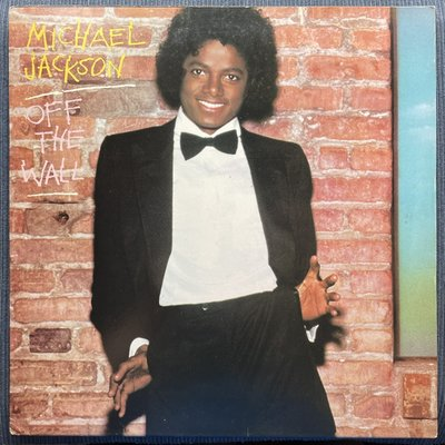 Michael Jackson – Off The Wall 黑膠唱片
