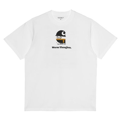 Carhartt WIP FW21 S/S Warm Thoughts T-shirt 兩色