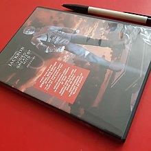 絕版DVD Michael Jackson Video Greatest Hits Special Edition