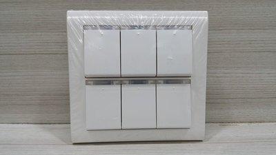 DIY水電材料 台昱牌 晨光大面板系列...
