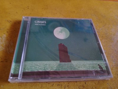 全新 24-bit 高音質 西洋CD《 Mike Oldfield - Crises 》Moonlight Shadow